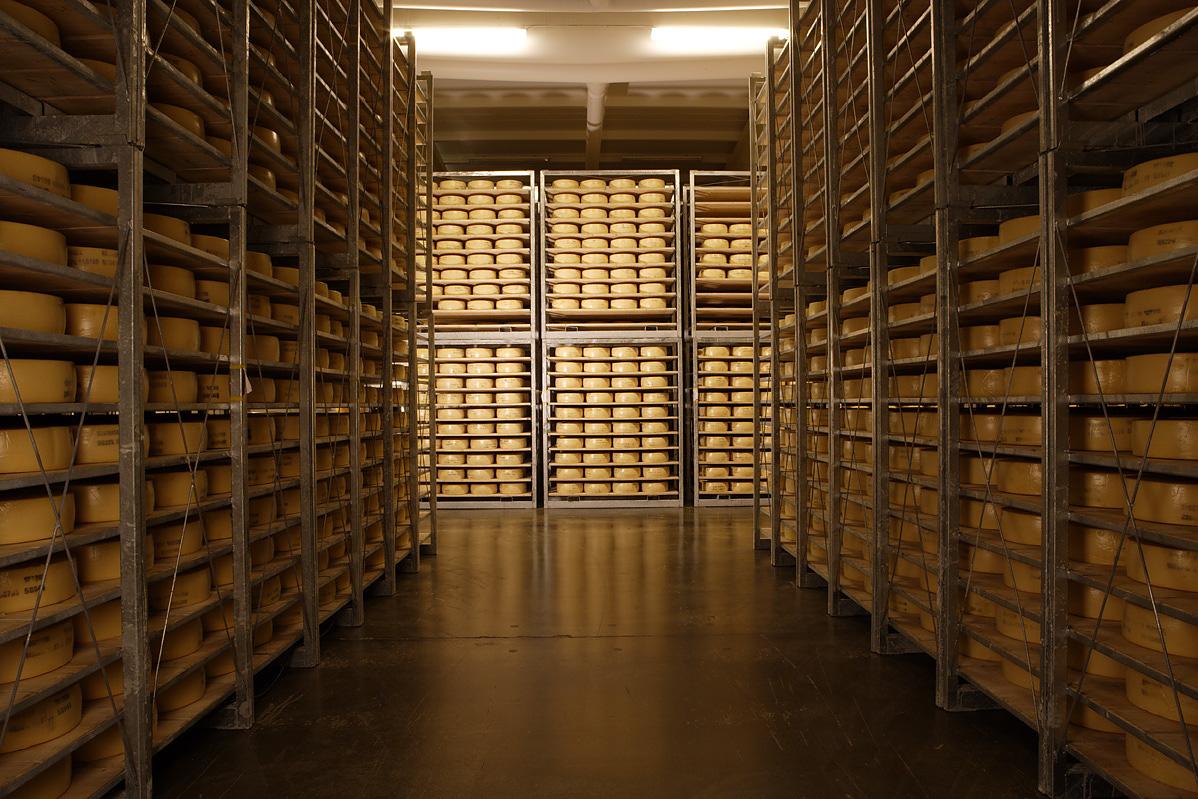 Burträsk storage
