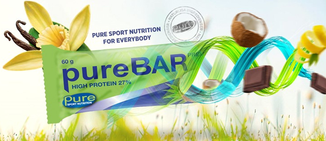 pure sport nutrition sweden ab